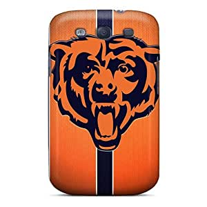 Shock-dirt Proof Chicago Bears Case Cover For Galaxy S3