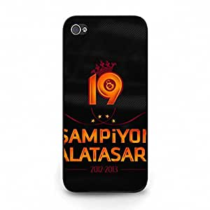 Custom Unique Football Galatasaray Fc Phone Case,for Iphone 5c Sports Soccer Team Club Style Galatasaray S.K. Shell Skin Case Cover Uefa Champions League