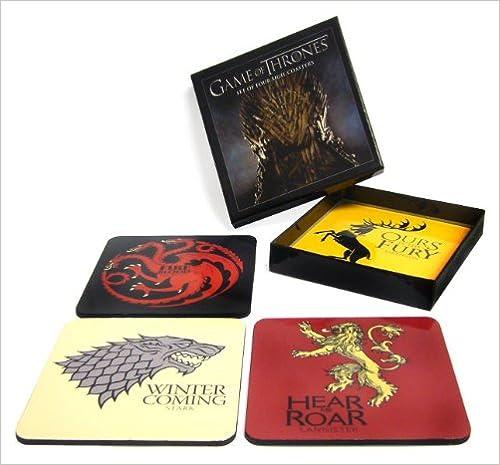 Game of Thrones Sigil Coasters Set