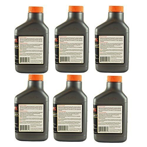 Echo 6450002 6 Pack of 2 Gallon Power Blend Oil Mix 50:1 ;from#ami.sales