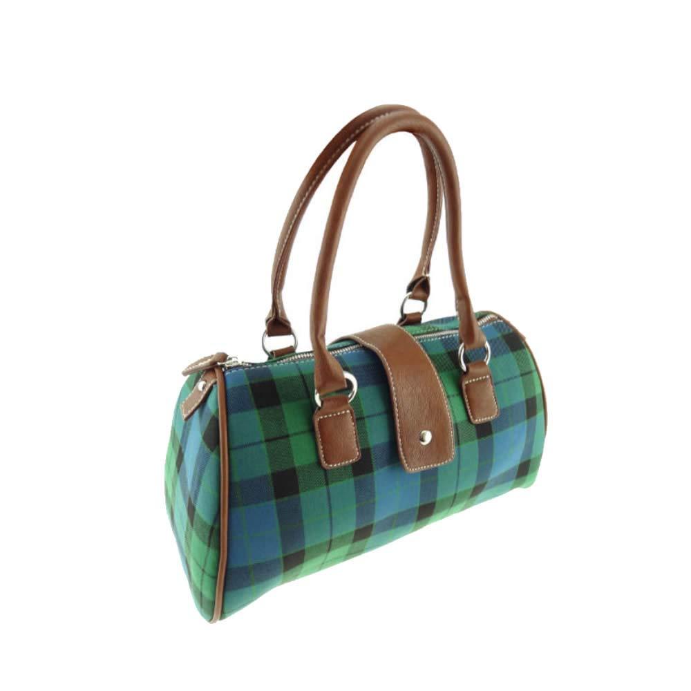 Classic traje de neopreno para mujer tartán escocés bolsa de ...