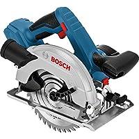 Bosch Professional scie circulaire sans-fil GKS 18V-57 (sans batterie, 18 V, profondeur de coupe à 90°: 57 mm, carton)