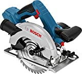 Bosch GKS 18V-57 Professional Cordless Circular Saw The battery-powered all-rounder for all robust sawing jobs (Bare Tool) For Sale