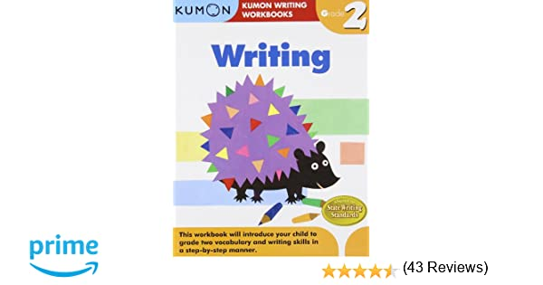 Grade 2 Writing (Kumon Writing Workbooks): Kumon Publishing ...
