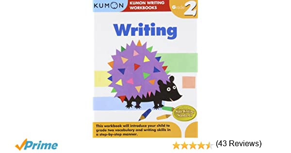 Workbook adverb of manner worksheets : Grade 2 Writing (Kumon Writing Workbooks): Kumon Publishing ...
