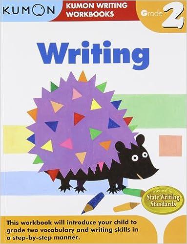 Buy Grade 2 Writing (Kumon Writing Workbooks) Book Online at ...