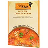 Kitchens of India Chicken Curry Paste, 3.5 Ounce -- 6 per case.