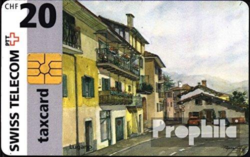 Switzerland 9606 20 Franken 1996 Lugano (Phonecards for Collectors)