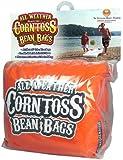 Driveway Games All Weather Corntoss Bean Bags Orange
