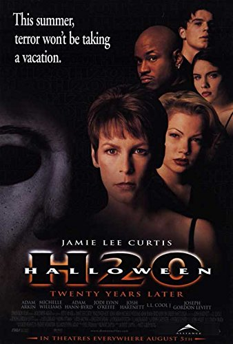 Halloween: H2O POSTER Movie (11 x 17 Inches - 28cm x 44cm) (1998) -