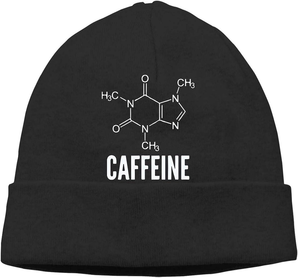 GDSG5/&4 Caffeine Molecule Women and Men Helmet Liner Surf Beanie Cap