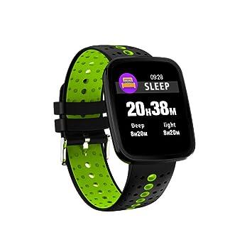 Reloj Inteligente MultifuncióN Deportivo Infantil Juvenil Pulsera para Mujer: Amazon.es: Electrónica