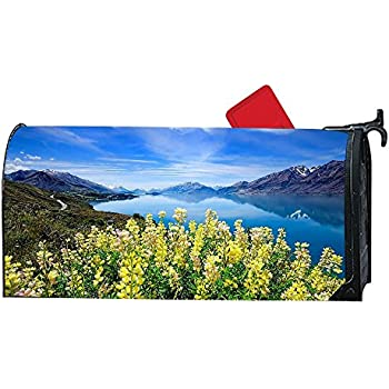 Amazon Com Diymbcovers Seasonal Mailbox Cover Magnetic