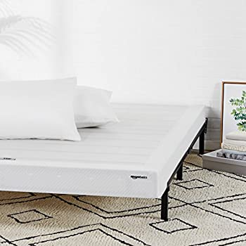 Amazon Com Amazonbasics Steel Mattress Foundation