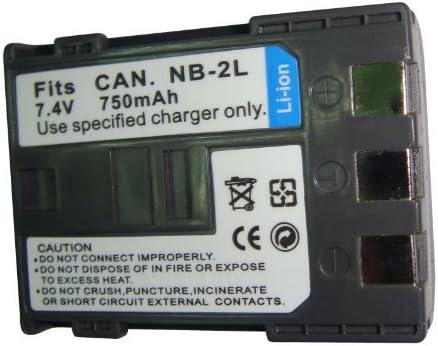 Optura 60 MiniDV Camcorder Optura 50 Optura 40 Battery Charger for Canon Optura 30