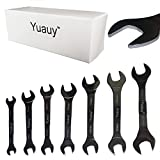 Yuauy (3mm thick) 7 PCs Double Ended 8 mm to 21mm