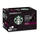 Starbucks Coffee cbvfXG K-Cups, Italian Roast, 60 Count (Pack of 2)
