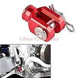 Cnc Rear Brake Pedal Adjuster Clevis For Honda