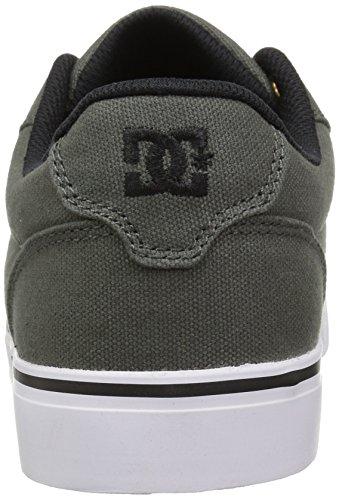 Dc Mens Incudine Tx Skate Shoe Militare