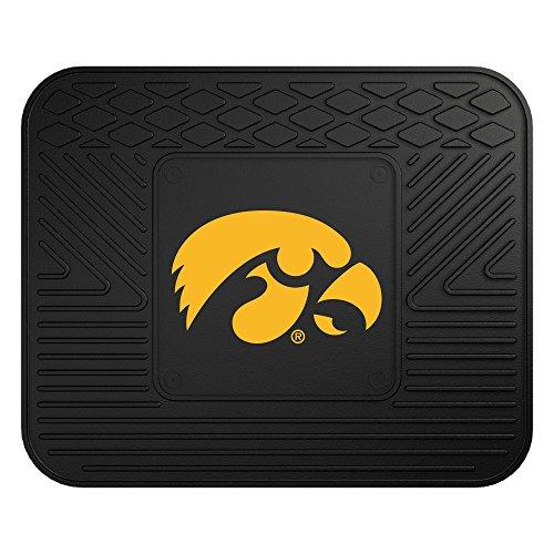 FANMATS NCAA University of Iowa Hawkeyes Vinyl Utility Mat