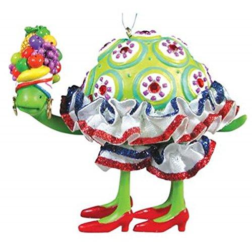 "WL SS-WL-13927, 3 Inch Fabulous Shell Show Tuti-fruity Hanging Collectible Figurine 3"""