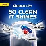 Finish Quantum 68ct Dishwasher Detergent Tabs, Ultimate Clean & Shine