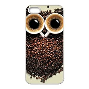 Personalized Hard Protective Phone Case for Iphone 5,5S Cover Case - Owl HX-MI-015411