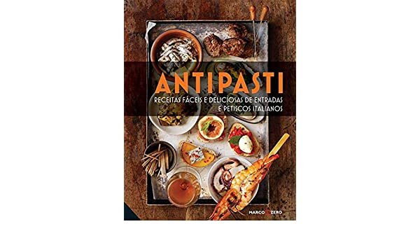 Antipasti (Em Portugues do Brasil): Lindy Wildsmith ...