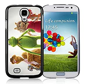 Samsung Galaxy S4 Muppets Characters Black Screen Cover Case Unique and Genuine Design by mcsharks