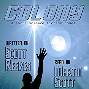 Colony Audiobook