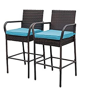 51T-xj-mO8L._SS300_ Wicker Dining Chairs & Rattan Dining Chairs