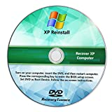 Image of Windows XP Reinstall Recovery Repair Reset SP3 CD RecoveryEssence Disk