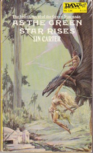book cover of As the Green Star Rises