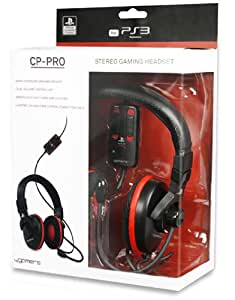 4GAMERS CP-PRO Officially Licensed Gaming Headset (PS3) [Importación inglesa]