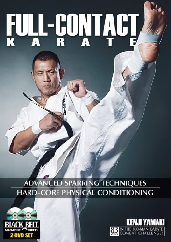 (Full-Contact Karate: Advanced Sparring Techniques and Hard-Core Physical Conditioning)