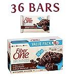 Kyпить Fiber One Brownies, 90 Calorie Bar, Chocolate Fudge Brownie, 18 Fiber Bars Mega Pack, 16 oz (Pack of 2) на Amazon.com