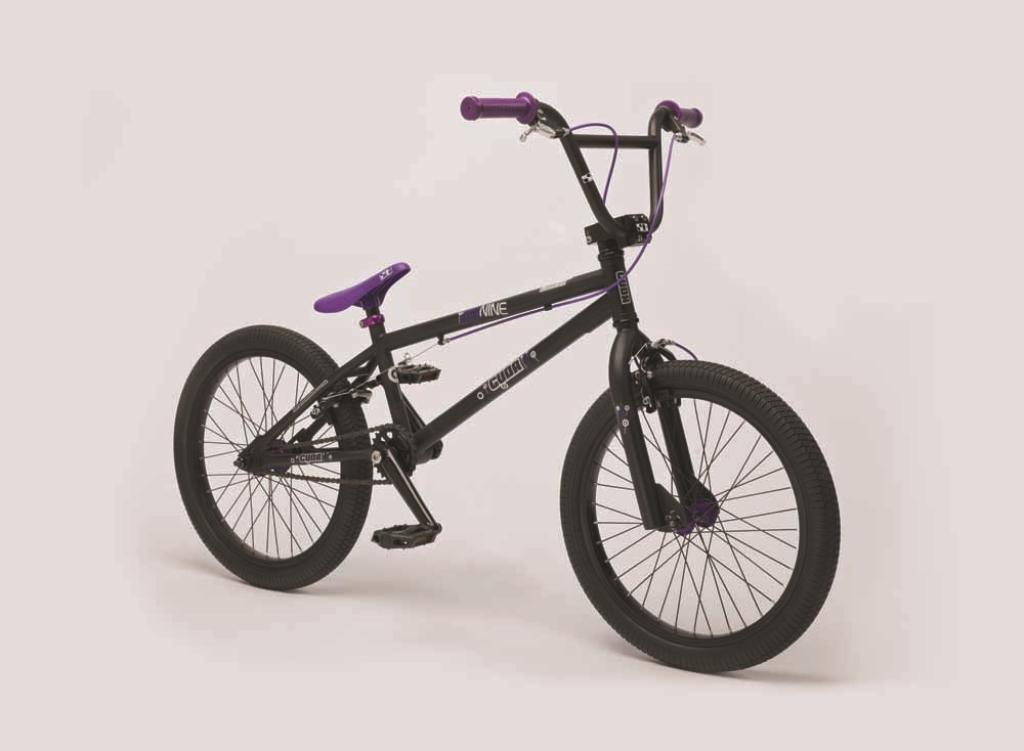 Cuda - Bicicleta BMX freestyle (20