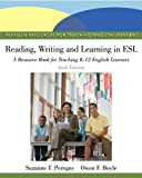 Reading, Writing, and Learning in ESL 6th Edition