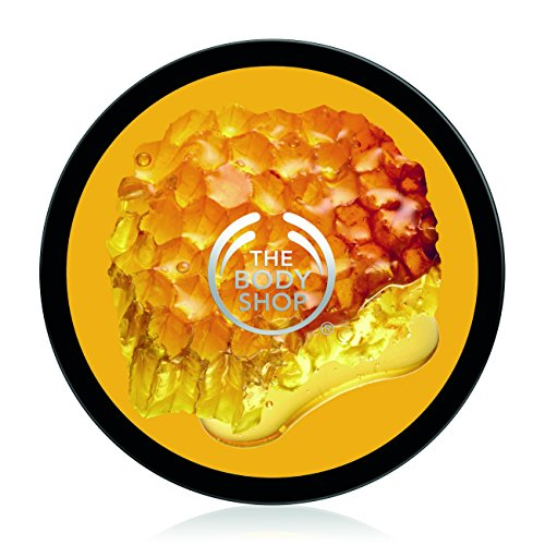 Floral Body Smoother - The Body Shop Honeymania Nourishing Body Butter, 6.75 Oz