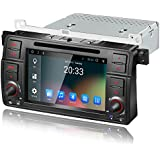 Amaseaudio Upgrade Android 7.1 Auto Car Stereo Cortex A7 Single Din In Dash DVD Multimedia Player With GPS Navi For BMW 3 Series E46 M3(1998-2005)
