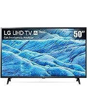 LG 50 Inches 4K Ultra HD Inteligente con Alexa integrada (2019) 50UM7310PUA