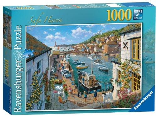 Ravensburger Safe Haven, 1000pc Jigsaw Puzzle