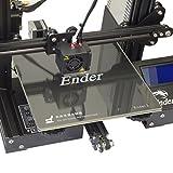 [Gulfcoast Robotics] 3D Printer Borosilicate Glass for The Creality Ender-3-4mm Thick.