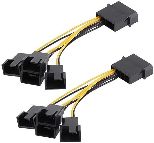 Accesorios electrónicos Puerto D Computadora CPU Caja de la PC ...