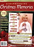 Creating Keepsakes Scrapbooking Christmas Memories 9781929180592