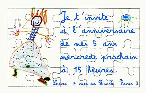 Marcvidal marcvidal441 16 x 11 cm Puzzle (20)