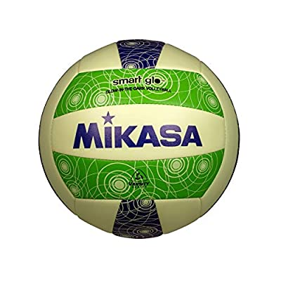 Glow in the Dark Volleyball from Mikasa VSG