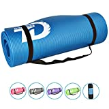 Cheap Toneseas Yogo Mat Set,Over 1/2-Inch Extra Thick 72 Inches Long with Free Carrying Strap and Bag,Anti-Slip Eco Friendly Non-Toxic for All Types of Pilates & Floor Exercises