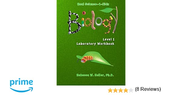Amazon.com: Real Science-4-Kids, Biology Level 1, Laboratory ...