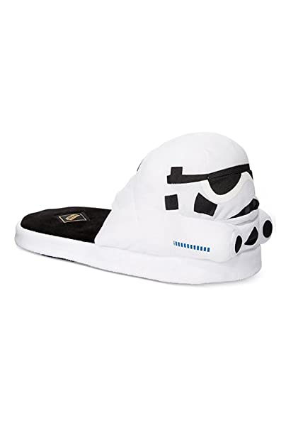 572fcbced5 bioworld Disney Star Wars Youth Slippers Stormtrooper X-Large US 12 ...